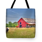 The Pasture Tote Bag
