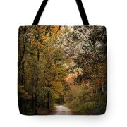 The Path Less Traveled 2 Tote Bag