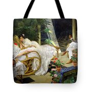 The Patio Tote Bag