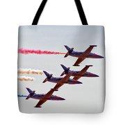 The Patriots Tote Bag
