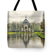 The Pavillion Tote Bag by Chris Thaxter