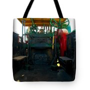The Peerless Controll Booth Tote Bag