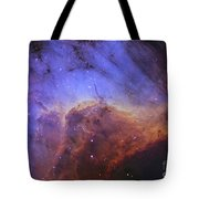 The Pelican Nebula Tote Bag
