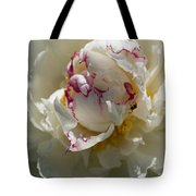 The Peony And The Ant Tote Bag