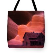 The Perfect Storm Tote Bag by Bob Christopher