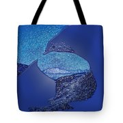 The Perfect Wave Two Tote Bag