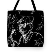 The Performer Tote Bag