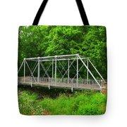 The Pony Bridge Tote Bag