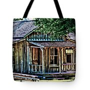 The Post Office Tote Bag
