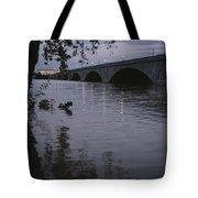 The Potomac Rivers Tote Bag