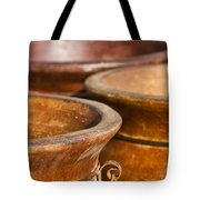 The Potters Terracotta Wares Tote Bag