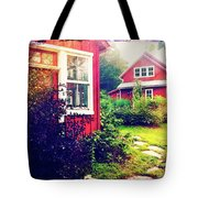 The Potting Shed Tote Bag