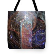 The Power Tower 1 Tote Bag