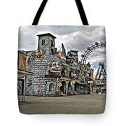 The Prater In Vienna Tote Bag