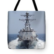 The Pre-commissioning Unit Guided Tote Bag