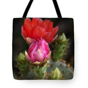 The Prickly Beauty  Tote Bag