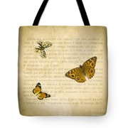 The Printed Page 1 Tote Bag
