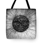 The Pupil Of The Eye Tote Bag