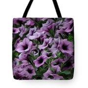 The Purple Sea Tote Bag