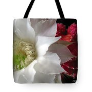 The Queen Of A Night Tote Bag