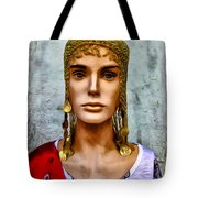 The Queen Of Bourbon Street Tote Bag