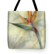The Queen Of Paradise Tote Bag