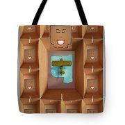 The Queens Pictures Tote Bag