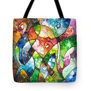 The Quickening Tote Bag