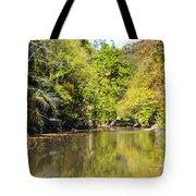 The Quiet Wissahickon Tote Bag