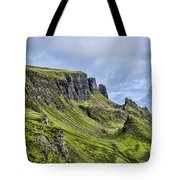 The Quiraing 2 Tote Bag