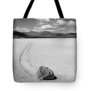 Death Valley California The Racetrack 2 Tote Bag