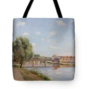 The Railway Bridge Tote Bag