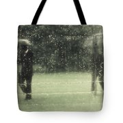 The Rain Shower Tote Bag