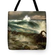 The Rapids Above Niagara Tote Bag