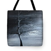 The Raven Piece 1 Of 2 Tote Bag by Gray  Artus