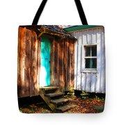 The Reagan House Kitchen Tote Bag