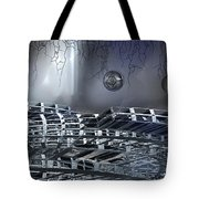 The Realm Below Tote Bag