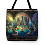 The Rebirth Of Venus Tote Bag