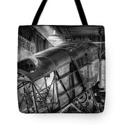 The Red Barn Of The Boeing Company IIi Tote Bag