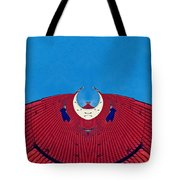 the red dress - Archifou 71 Tote Bag