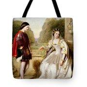 The Refusal Tote Bag