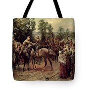 The Relief Of Ladysmith On 27th February 1900 Tote Bag
