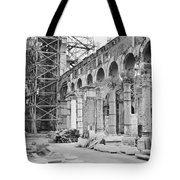 The Remains Of The Church Of St Tote Bag