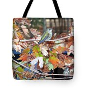 The Resting Tree Tote Bag