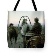 The Return Journey Tote Bag