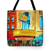 The Rialto Theatre Tote Bag