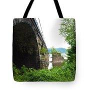 the river in Pennsylvania Tote Bag