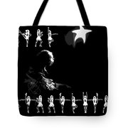 The Rory Rockettes Tote Bag