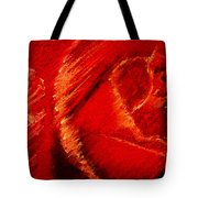 The Rose II Tote Bag