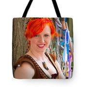The Rose Merchant Tote Bag